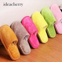 Winter Warm House Indoor Slippers Multicolor 7 Color