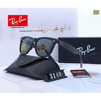 Ray Ban Popular Women Men Casual Summer Sun Shades Eyeglasses Glasses Sunglasses 5#