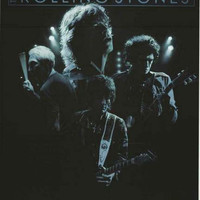 The Rolling Stones Live Glow Poster 22x34