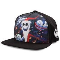 Nightmare Before Christmas - Jack Skellington All-Over Adjustable Baseball Cap