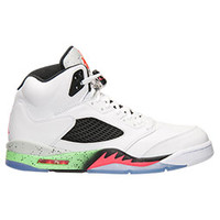 Men's Air Jordan Retro 5 Basketball Shoes | Finish Line