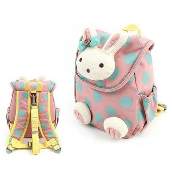Toddler Backpack class Bags backpack anti lost children girls boy kids Backpacks baby safety canvas harness toddler cartoon bear Toys Plush cute infant AT_50_3