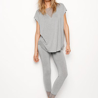 Supersoft Sleep Tee - Body by Victoria - Victoria's Secret