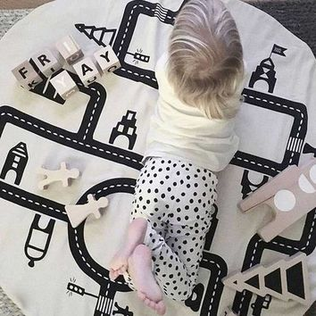 Fun Time Baby Play Mat