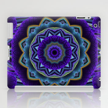 Mandala Crochet iPad Case by MoonBrook Expressions