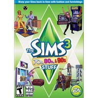 The Sims 3 70s, 80s & 90s Stuff - Mac/Windows