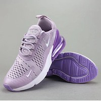 Trendsetter Nike Air Max 270 Women Men Fashion Casual  Sneakers Sport Shoes