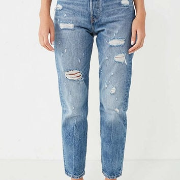 Levi's Wedgie High-Rise Jean – Partner In Crime | Urban Outfitters