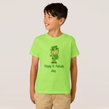 Leprechaun, Kids T-shirt. T-Shirt
