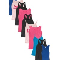 grabwtank - Not-So-Perfect Womens Tank Grab Bag (10 Pieces)