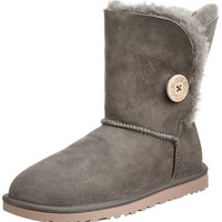 UGG Australia Womens Bailey Button Boot Forest Night Size 8