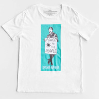 UO & SRLP Sylvia Rivera Tee - Urban Outfitters