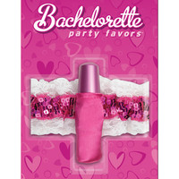 Bachelorette Party Favors Vibrating Lipstick Garter