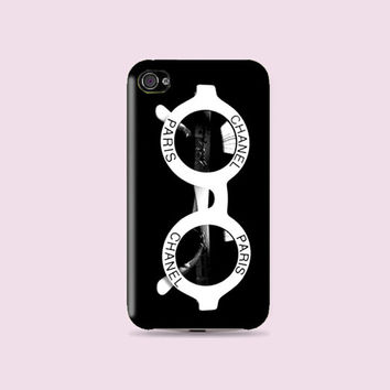 Hipster // Brands Sunglasses Hard Case  iphone 5  by CatCheeseCase