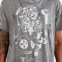 CMRTYZ Beach Vibes 4 Tee - Urban Outfitters