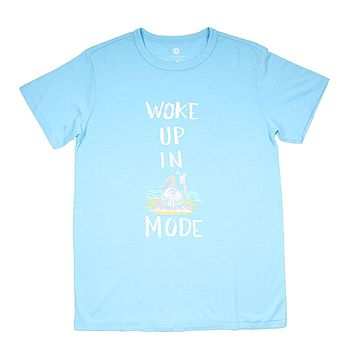 Woke Up in Beach Mode Tee by Lauren James