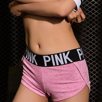 Victoria's Secret PINK Women's casual sports shorts