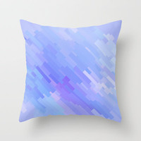 Li5 Throw Pillow by Deniz Erçelebi