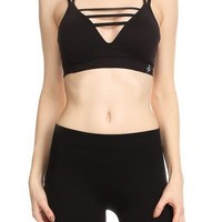 Fitness Gear Strappy Sports Bra