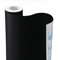 """Kittrich 18"""" X 6' Chalk Board Self-Adhesive Covering"""