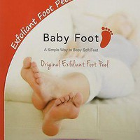 Baby Foot Original Exfoliate Foot Peel for baby soft & smooth feet - LAVENDER