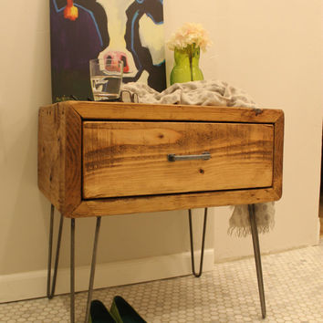 Yankee Nightstand with Drawer - Made to Order