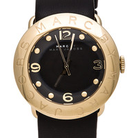 Marc by Marc Jacobs Amy Watch in Black