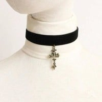 Simple Gothic Cross