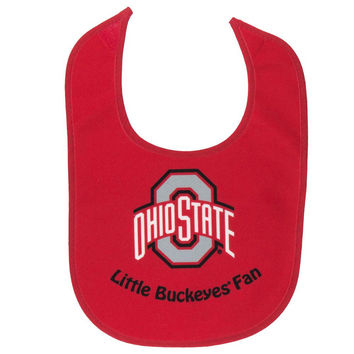 Ohio State Buckeyes - Little Fan All Pro Baby Bib
