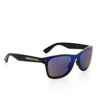 BCBG Wayfarer Shield Sunglasses