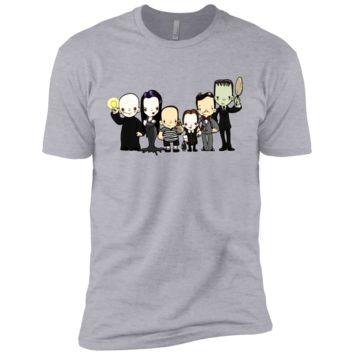 they're creepy and they're kooky, the addams family matching family T-Shirt