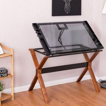 Adjustable Drafting Table Craft Station