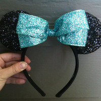 Graduation Minnie Ears Headband by MagicalMickeyEars on Etsy
