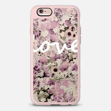 Latest Fashion Tech iPhone Case |  Romantic Love Design by Casetify (iPhone 6, 6s, 6 Plus, 6s Plus, 7)