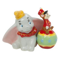 Disney Dumbo & Timothy Salt & Pepper Shakers