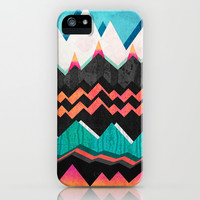 Candyland - Licorice dream iPhone & iPod Case by Elisabeth Fredriksson