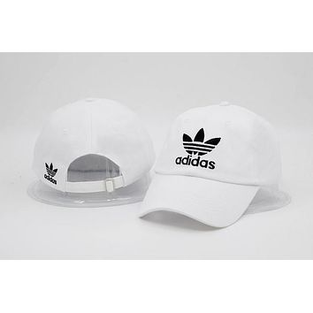 Adidas Women Men Sport Sunhat Embroidery Baseball Cap Hat-1