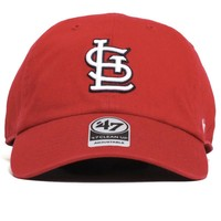 St. Louis Cardinals Clean Up Hat Red