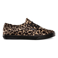 Furry Leopard Authentic Lo Pro