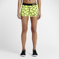 "Nike Pro 3"" Giraffe Women's Training Shorts"