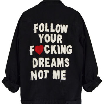 The Follower Denim Jacket