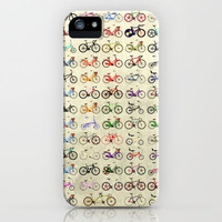 Bikes iPhone Case | Print Shop