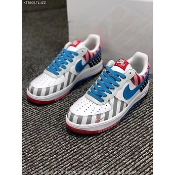 Parra x Nike Air Force 1 Low White Multi
