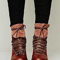 Faryl Robin for Free People  Lucas Lace Up Boot at Free People Clothing Boutique