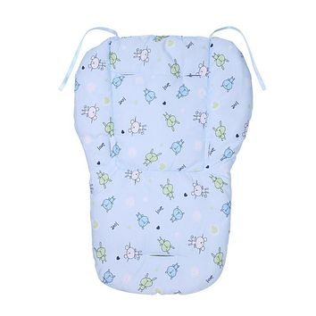 Baby Stroller Seat Pad Thicken Pushchair Pillow Cover Baby Car Carriage Cart Seat Cushion Safe Kids High Chair Seat Mat Seat Pad