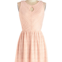 Save the Best for Lace Dress