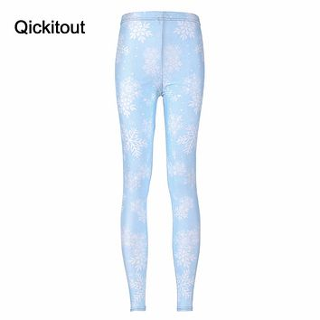 Christmas SNOWFLAKE Women Legging - Limited Edition