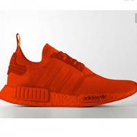 "Women ""Adidas"" NMD Boost Casual Sports Shoes Red"