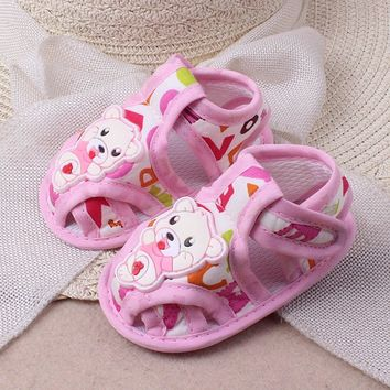 Anti-slip Casual Shoes For Baby Girl