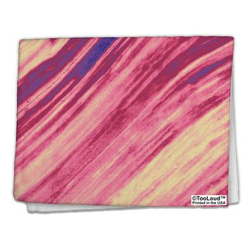"Venus Storm Abstract 11""x18"" Dish Fingertip Towel All Over Print by TooLoud"